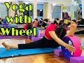 Yoga with wheel part -2 || Master Ranjeet Singh Bhatia || yoga class