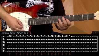 Brasileirinho - Waldir Azevedo (aula de guitarra)