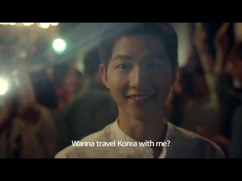 2016 Song Joongki - Korea Tourism tvc #2