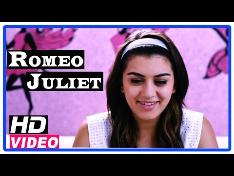 Romeo Juliet Tamil Movie | Scenes | Hansika And Friends Plans To Impress Jayam Ravi