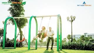 Flycam khu đô thị Green City Thanh Hóa- Kiến tạo cuộc sống thịnh vượng