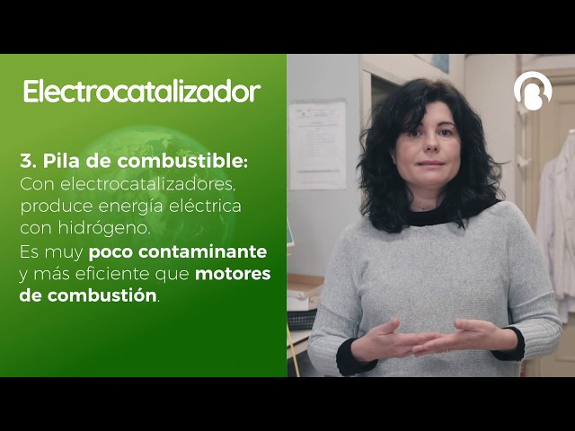 Electrocatalizador | Mariví Martínez | CienciaCreactiva | Bio3