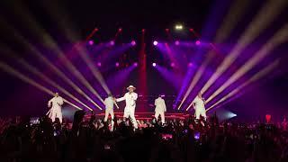 BACKSTREET BOYS | Backstreet's Back Medley [Live at Lisbon DNA World Tour 2019]