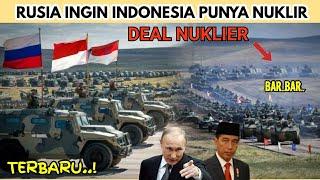 Download lagu Wah..!! Nuklir indonesia Rusia , indonesia Mampu Buat Nuklir Rusia