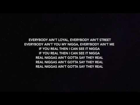 Real niggas- Tee Grizzley lyrics