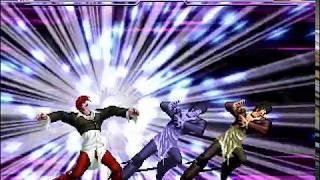 Orochi Iori VS Classic Iori [REVANCHA]