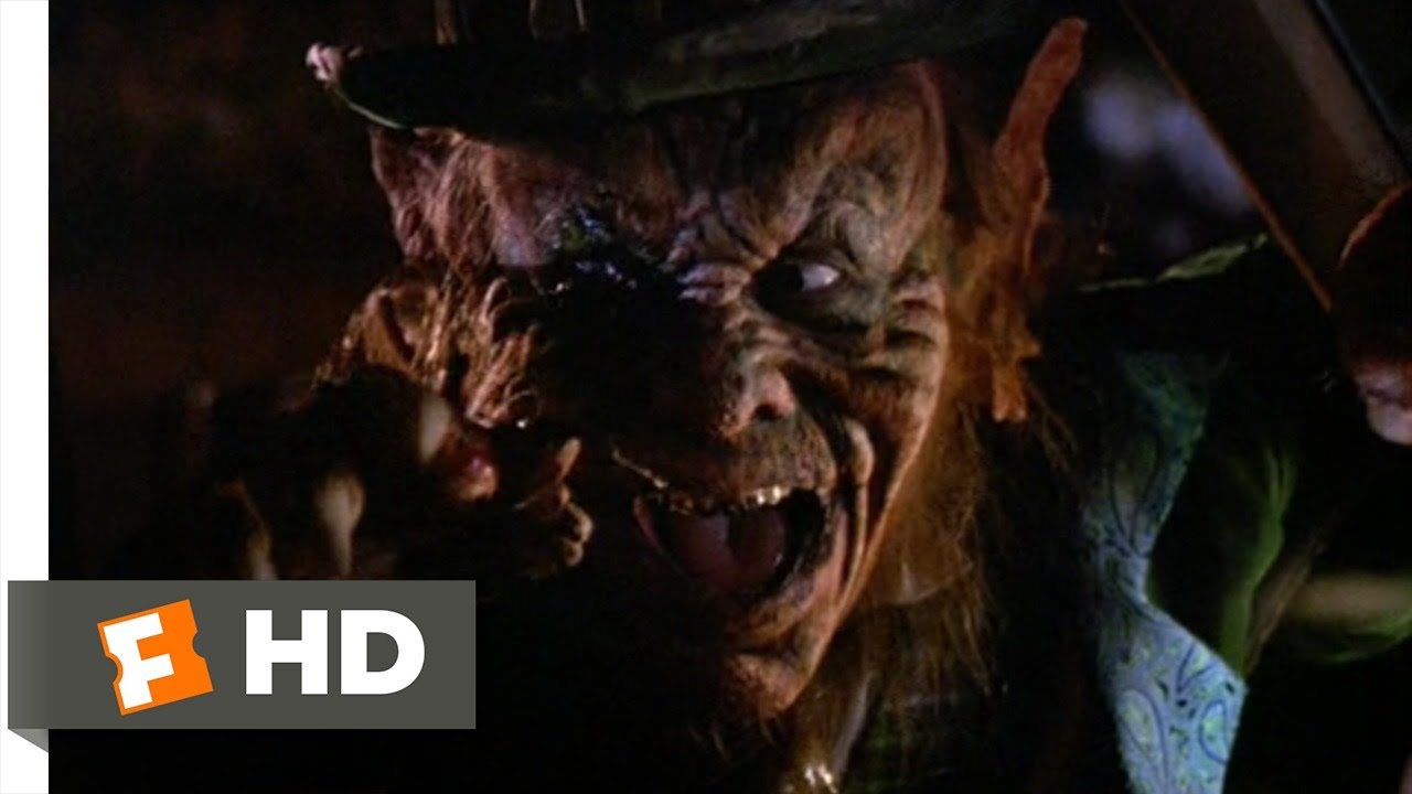 Leprechaun (10/11) Movie CLIP - Eye for an Eye (1993) HD - YouTube