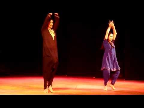 Bollywood Dance - Laksmi Devi y Oscar Flores