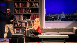Dietro il Sipario: Ghini e Santarelli in Quando la moglie è in vacanza
