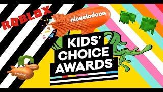 Cómo obtener los kids' Choice Awards Blimp Trophy! - Roblox Escape Room