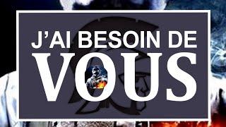 J'AI BESOIN DE VOUS ! (POUR DIGIDIX)