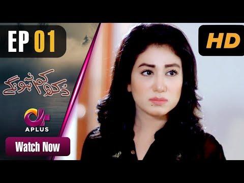 Dukh Kam Na Honge - Episode 1 | Aplus Dramas | Saba Faisal, Nadia Afghan, Babar | Pakistani Drama