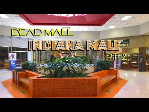 DEAD MALL - INDIANA MALL - RURAL DISASTER