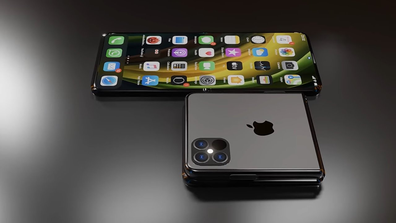 introducing iPhone 12 flip|| latest Apple iPhone|| iPhone ...
