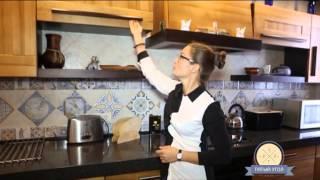 кухня из массива березы ЭКОМЕБЕЛЬ(Хозяйка этой кухни - Алина Рудая, лидер танцевального проекта You La. Кухню выбрала за характер. Гарнитур собра..., 2015-06-11T10:52:58.000Z)
