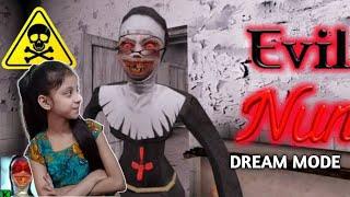 Evil Nun  dream mode  full gameplay  youtuber sisters