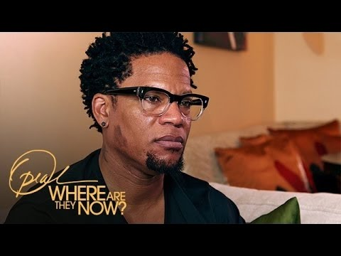 D.L. Hughley Opens Up About Infidelity and His Son's Struggle   Where Are They Now   OWN