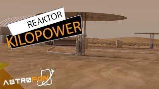 Kosmiczny reaktor Kilopower - AstroFon