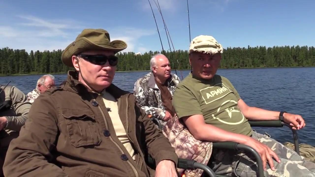 охота и рыбалка 2017 года