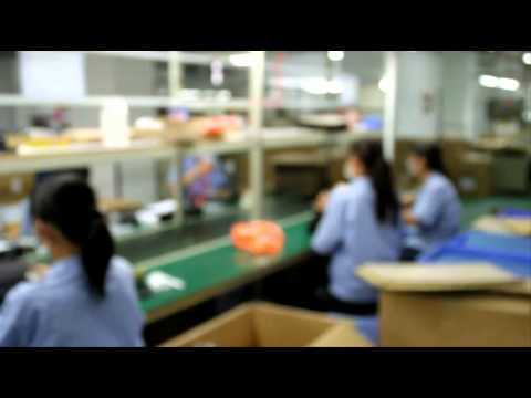 Toner and printer cartridge factory in Shenzhen, China