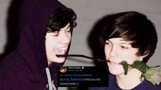 Larry Stylinson- Over Again - One Direction