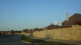 Castle Hills - Lewisville TX Driving Tour