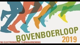 Bovenboer Loop 2019 Nijeveen - Running Match