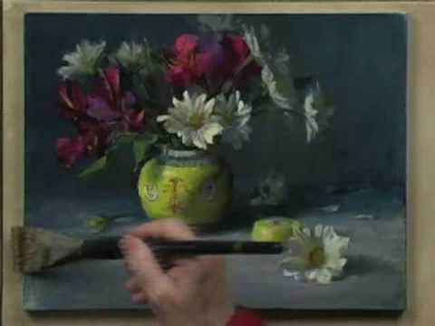 Oil Painting Mediums And Their Uses