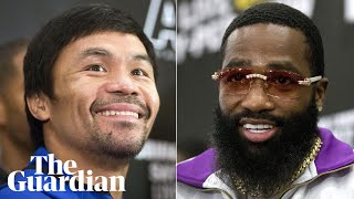 'I'm glad I'm the underdog': Broner ready for showdown with Pacquiao