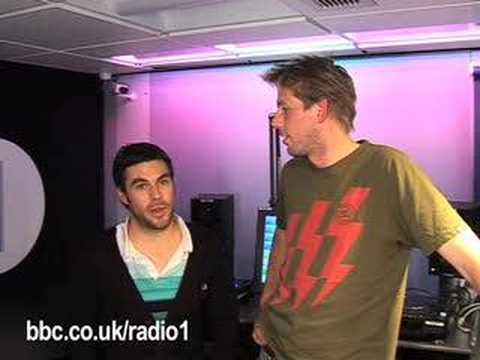 Groove Armada sit in for Pete Tong on BBC Radio 1