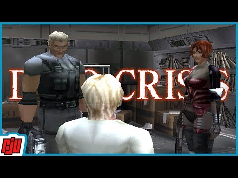 Dino Crisis Part 8 | Survival Horror Game Walkthrough | PC Version Gameplay