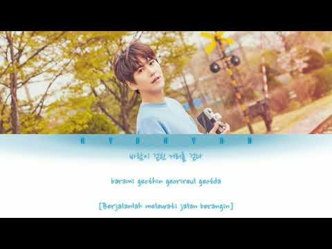 LYRICS[SUBINDO] 초규현 (Kyuhyun) -'그게 좋은 고야 (Time With You)'
