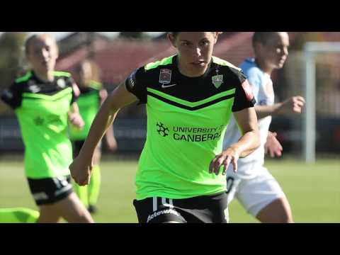 Canberra United Video 3.1 - What the stars eat and drink