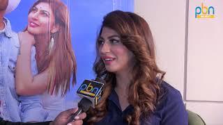 Exclusive Interview Jind Jaan Movie Star Cast Rajvir Jawanda Sara Sharma PBN Music Presents
