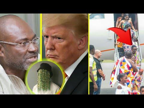 Breaking.. USA Prepare Sanct!ons for Ken Agya, NAM1 Arrival in Ghana Issue!