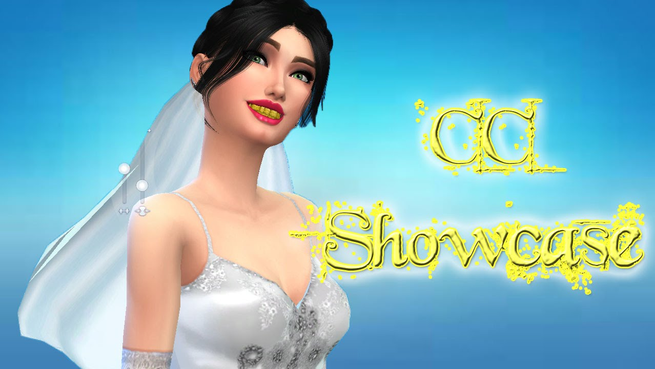 Sims 4 CC Showcase #1 - YouTube