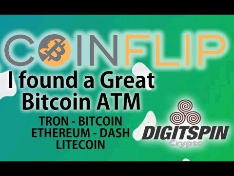 COINFLIP BITCOIN ATMS  Explained & Interview:   Electroneum  - Tron TRX - Ethereum - DASH