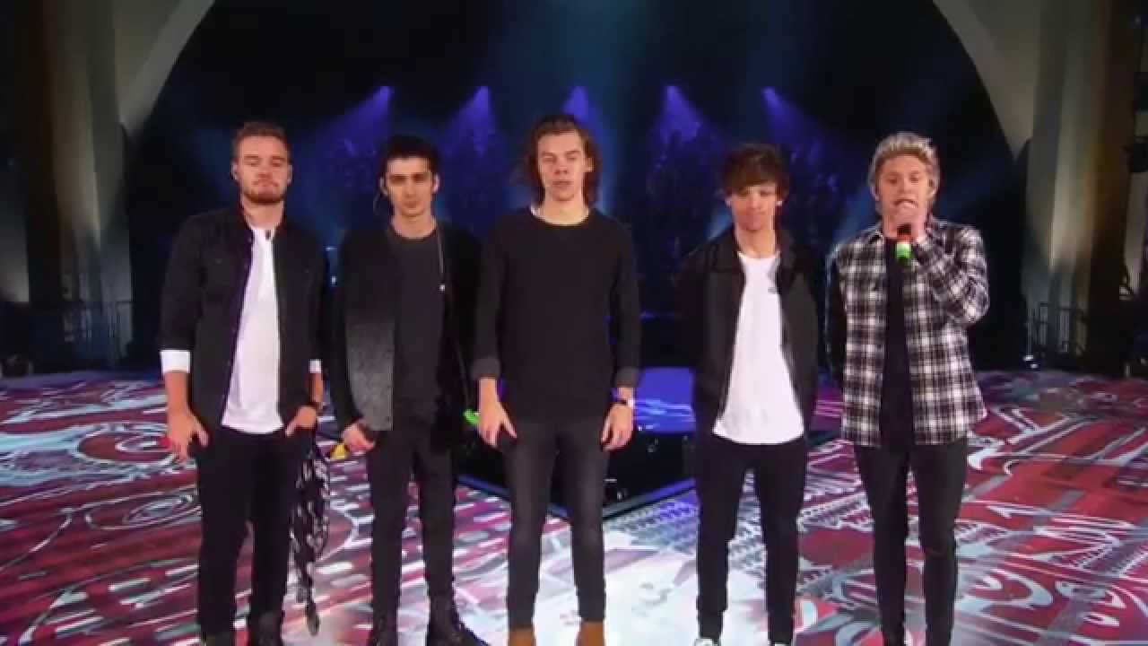 One Direction The Tv Special Full Youtube