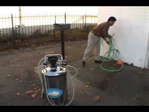 Khurana Group Usa Foam Sprayer For Fast Car Washing Youtube