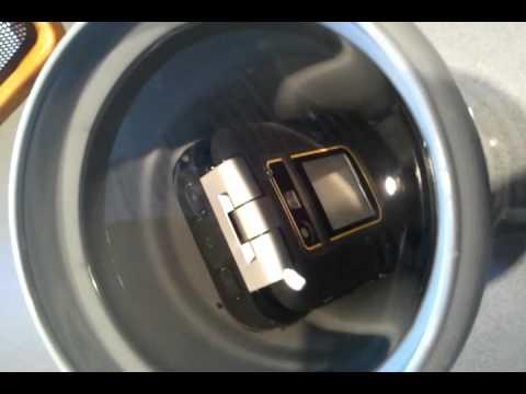 Motorola Brute Water Test