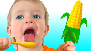 Sim Sim Vegetais e outras Canções Infantis   Yes Yes Vegetables Song + More Kids Song in Portuguese