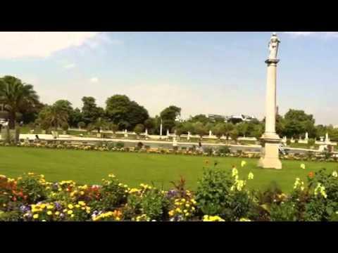 Paris リュクサンブール公園