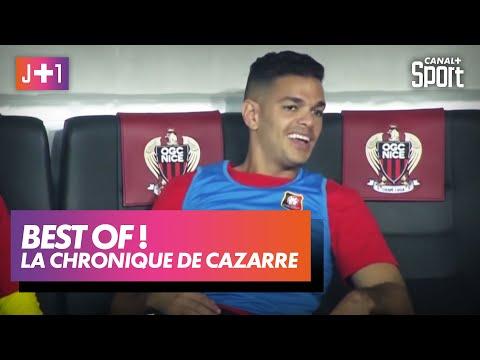 J+1 : Le Best Of de Julien Cazarre !