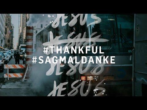 #Jesus - #Thankful | Sebastian Wohlrab