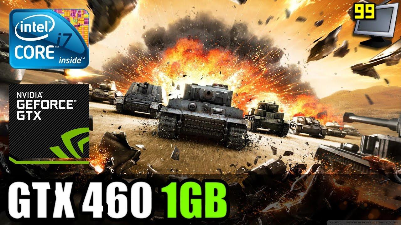 gtx 460 в war thunder