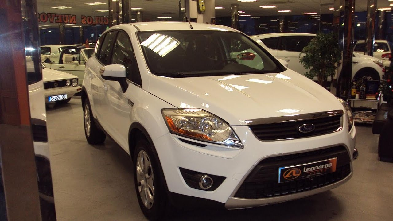 Ford kuga 2 0 tdci 140cv 2wd trend