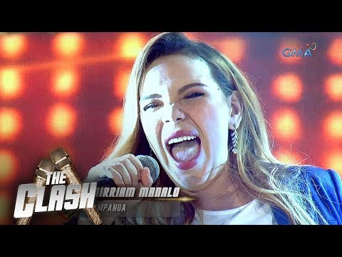 "The Clash: Mirriam Manalo beats the odds with ""Turn the Beat Around"" 