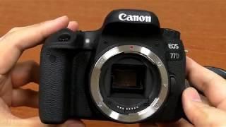 Canon EOS 77…
