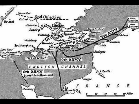 Alternative History - Operation Sealion