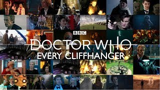 Doctor Who: EVERY New Who Cliffhanger (Series 1-10) Supercut